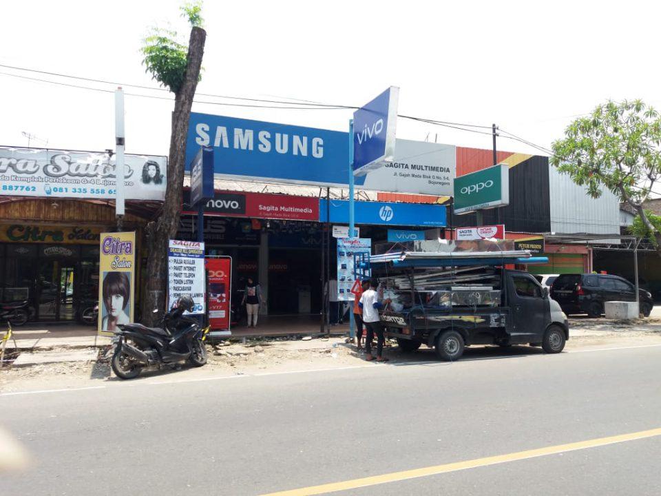 jakarta advertising Pemasangan ledbox samsung